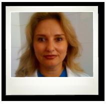 Dr. Rodica Olteanu, medic primar dermatolog